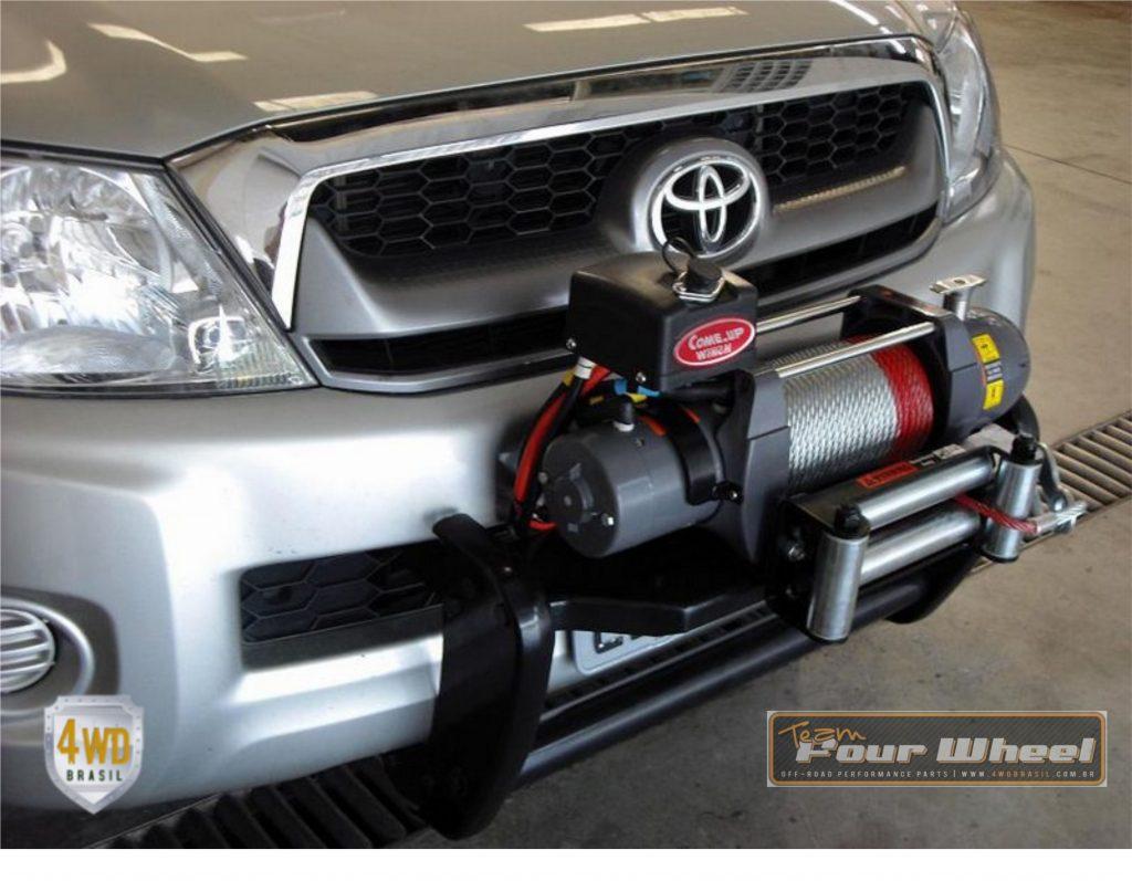 Suporte para guincho Toyota Hillux