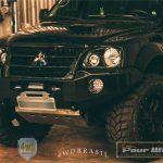 Mitsubishi Pajero Sport por 4WD Brasil
