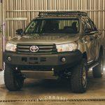 Nova Hilux por 4WD Brasil.