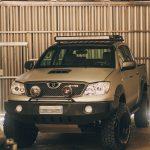 Toyota Hilux por 4WD Brasil