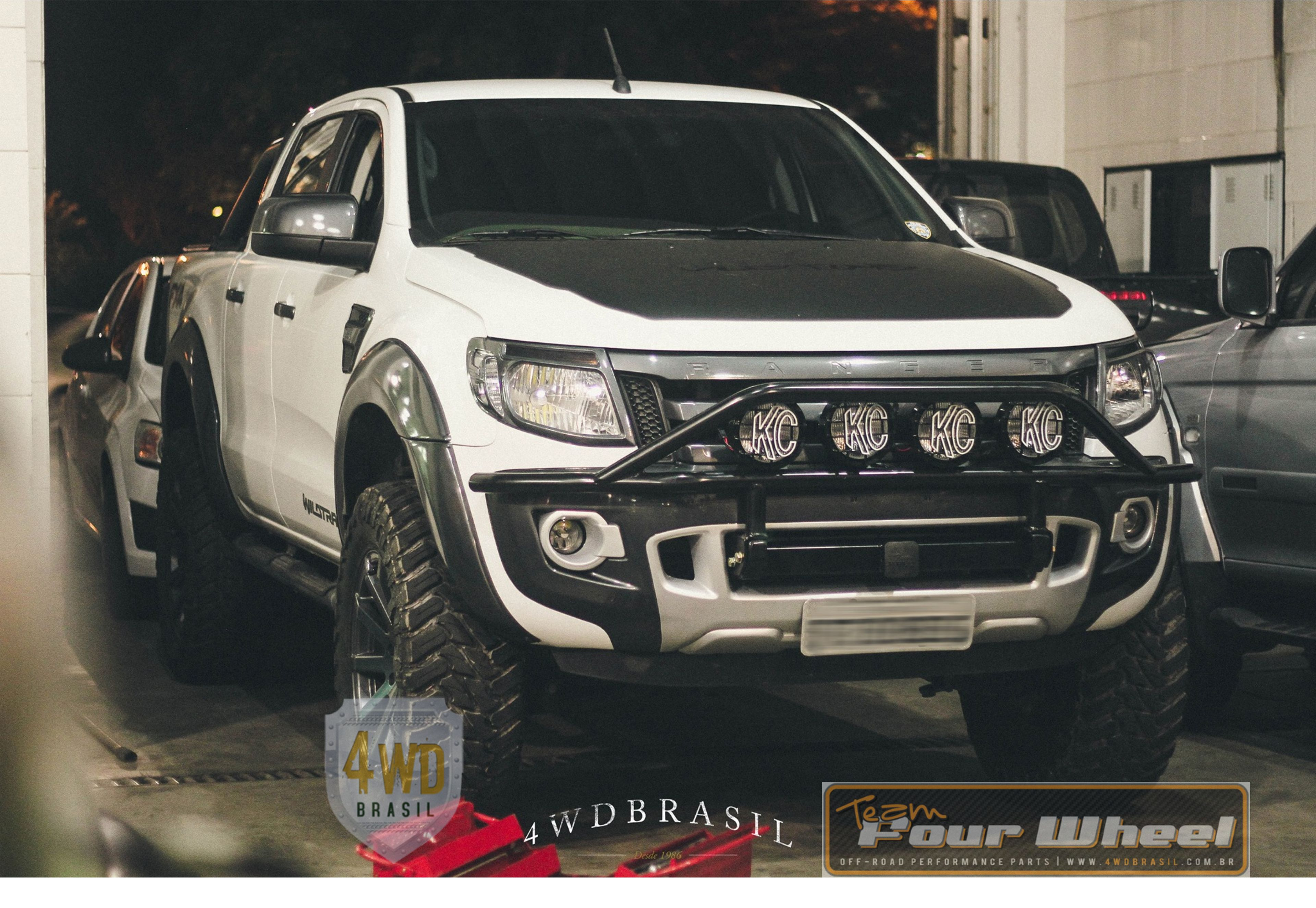 4wd Brasil Acess 243 Rios Para Off Road De Alta Performance
